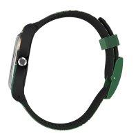Swatch SUOZ333 zegarek czarny klasyczny Originals pasek