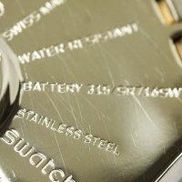 Swatch SYXG100GG-POWYSTAWOWY zegarek damski Skin
