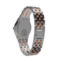 Swatch YLS454G damski zegarek Irony bransoleta