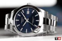 Tissot T127.407.11.041.00 zegarek SWISS MADE - szwajcarskie Gentleman