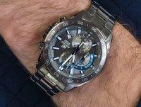 Edifice EFV-550GY-8AVUEF RACING CHRONO zegarek sportowy EDIFICE Momentum