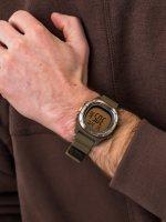 szary Zegarek Timex Command TW5M35400 - duże 5