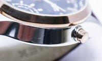 Timex T2N942-POWYSTAWOWY zegarek srebrny sportowy Intelligent Quartz pasek