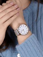 Timex TW2T45400 Transcend Transcend zegarek damski fashion/modowy mineralne