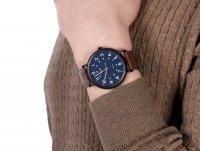 Timex TW2T73200 zegarek czarny klasyczny Weekender pasek