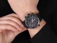 Timex TW2T76400 zegarek czarny sportowy Allied pasek