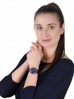 Timex TW2T86100 Celestial Automatic Celestial Opulence klasyczny zegarek różowe złoto