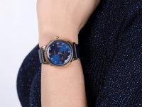 Timex TW2T86100 zegarek damski klasyczny Celestial Opulence pasek