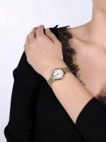 Timex TW2U08000 zegarek damski klasyczny Easy Reader bransoleta