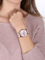 Timex TW2U19300 Full Bloom zegarek damski klasyczny mineralne