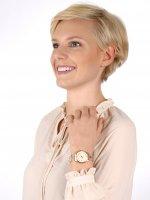 Timex TW2U23300 Waterbury klasyczny zegarek różowe złoto