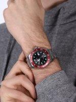 Timex TW2U41700 Harborside Harborside Coast 43mm zegarek męski klasyczny mineralne