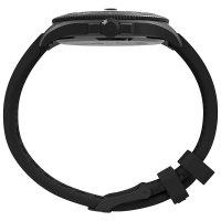 Timex TW2U42000 zegarek czarny klasyczny Harborside pasek