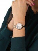 Timex TW2U60700 Standard Standard Demi zegarek damski klasyczny mineralne