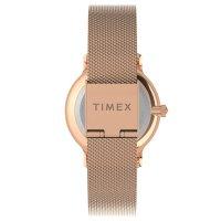Timex TW2U87000 damski zegarek Transcend bransoleta