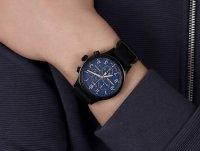 Timex TW4B04200 zegarek czarny fashion/modowy Expedition pasek