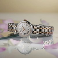 Tissot T126.010.22.013.01 Bellissima klasyczny zegarek różowe złoto