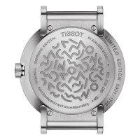 Tissot T134.210.17.011.00 damski zegarek Heritage pasek