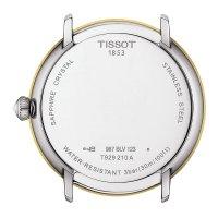 Tissot T929.210.41.116.01 zegarek damski T-Gold