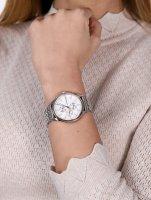 Tommy Hilfiger 1782122 zegarek srebrny klasyczny Damskie bransoleta