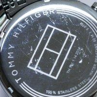 Tommy Hilfiger 1791247-POWYSTAWOWY męski zegarek Męskie bransoleta