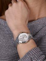 Tommy Hilfiger 2770012 zegarek srebrny fashion/modowy Damskie bransoleta