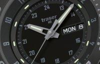 Traser TS-103353 zegarek czarny klasyczny P66 Tactical Mission pasek