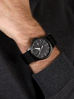 Traser TS-107422 P67 Officer Pro GunMetal Black zegarek klasyczny P67 Officer Pro