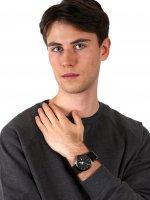 Traser TS-107422 zegarek czarny klasyczny P67 Officer Pro pasek