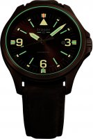 Traser TS-108073 P67 Officer Pro Automatic P67 Officer Pro Automatic Bronze Brown pasek