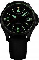 Traser TS-108075 P67 Officer Pro Automatic Black P67 Officer Pro Automatic klasyczny zegarek czarny