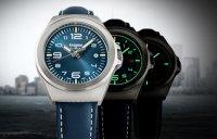 Traser TS-108208 P59 Essential S Blue P59 Classic klasyczny zegarek srebrny