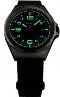 Traser TS-108637 zegarek srebrny klasyczny P59 Classic pasek