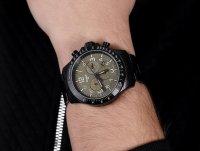 Traser TS-109460 zegarek czarny wojskowy P67 Officer Pro Chronograph bransoleta