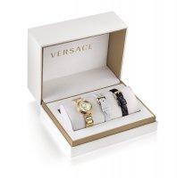 Versace VET300221 T3-MINI VIRTUS zegarek damski klasyczny szafirowe