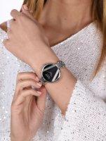 Versus Versace VSPER0119 zegarek srebrny fashion/modowy Damskie bransoleta
