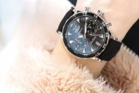 Vostok Europe VK64/515A523 Undine sportowy zegarek srebrny