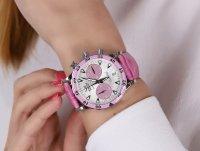 Vostok Europe VK64-515A525B Undine Undine Chrono zegarek damski sportowy mineralne utwardzane