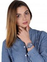 Vostok Europe VK64-515A526B Undine Undine Chrono zegarek damski sportowy mineralne utwardzane