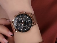 Vostok Europe VK64-515B568B Undine Chrono zegarek sportowy Undine