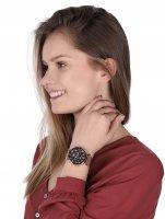Vostok Europe VK64-515B568B zegarek różowe złoto sportowy Undine bransoleta