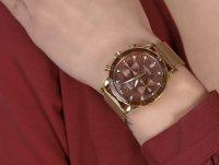Vostok Europe VK64-515B569B Undine Chrono zegarek sportowy Undine