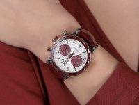 Vostok Europe VK64-515E567B Undine Undine Chrono zegarek damski sportowy mineralne utwardzane
