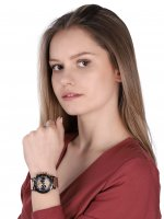 Vostok Europe VK64-515E627B zegarek czarny sportowy Undine bransoleta