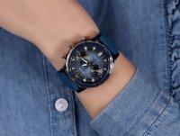 Vostok Europe VK64-515E628B Undine Chrono zegarek sportowy Undine