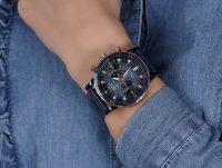 Vostok Europe VK64-515E628B Undine Undine Chrono zegarek damski sportowy mineralne utwardzane