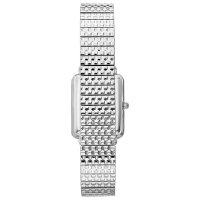 Anne Klein AK-3803MPSV zegarek srebrny klasyczny Bransoleta bransoleta