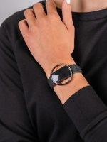 zegarek Garett 5903246287219 Smartwatch Garett Women Nicole RT czarny damski z krokomierz Damskie