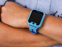 Garett 5903246281972 Smartwatch Garett Kids Nice niebieski zegarek sportowy Dla dzieci