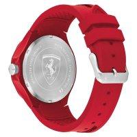 Scuderia Ferrari SF 830781 PISTA męski zegarek Pista pasek
